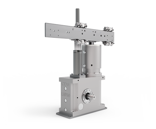 LHP SERIES - Linear parts handlers
